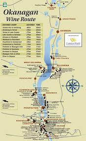 Okanagan Wine Route In 2019 Canada Travel
