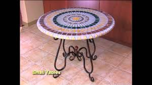 how to upcycle and old table with table go round