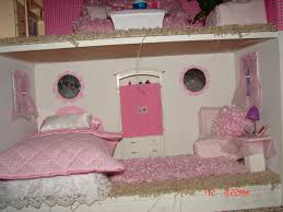 homemade barbie furniture ideas.  Homemade DIY Barbie House From A Shelf To Homemade Furniture Ideas