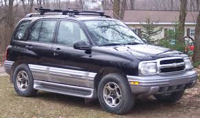View of Chevrolet Tracker LT. Photos, video, features and tuning ...