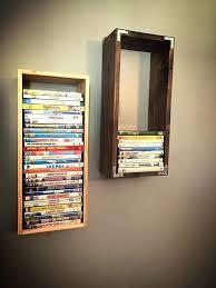wall dvd holder wall holder wall mounted storage shelf audio media tower rack regarding
