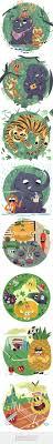 Les 1177 Meilleures Images Du Tableau Animal Illustration
