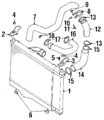 parts com® volvo cooling intercooler pressure tube pressure tube 2003 volvo s40 base l4 1 9 liter gas intercooler