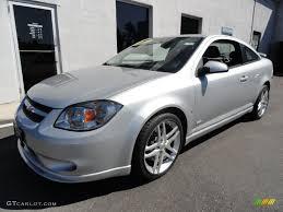 2009 Silver Ice Metallic Chevrolet Cobalt SS Coupe #36767070 ...