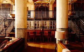 Sternewirth Bar in San Antonio at Hotel Emma