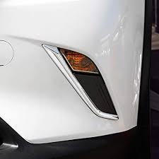 <b>Car Styling</b> Front Fog Light Lamp Eyelid Eyebrow Trim Sticker <b>ABS</b> ...