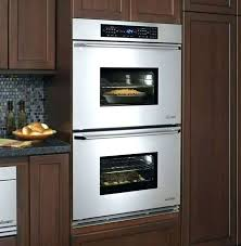 27 inch wall oven microwave combo inch double electric wall oven with cu ft classic epicure