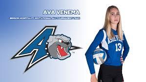 Venema Tabbed to Benson Hospitality Invitational All-Tournament Team - UNC  Asheville Athletics