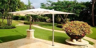 cantilever patio offset patio umbrella commercial fabric aluminum bay