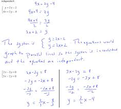how to solve systems of linear equations without graphing tessshlo