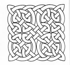 Celtic Pattern Amazing Free Printable Celtic Knot Patterns