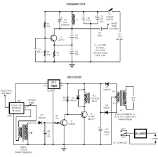 circuit zone com electronic projects electronic schematics diy wireless security alarm