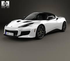 Lotus Evora 400 2014 3D model - Hum3D