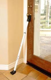 Door Security Bar Security Door Stopper Alarm With Door Stopper