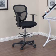 image of nice drafting chair for standing desk