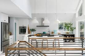 dream home 2018 features an open concept kitchen with high end appliances