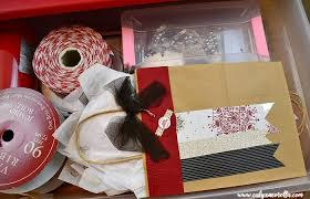 diy mobile gift wrapping station