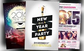 club flyer templates top 30 new year flyer templates download psd flyer for photoshop