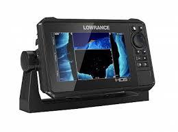 <b>Картплоттер</b>-<b>эхолот Lowrance HDS-7 LIVE</b> без датчиков