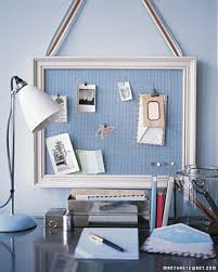 home office bulletin board ideas. home office organization cover a plain bulletin board with pretty fabric and add ideas b