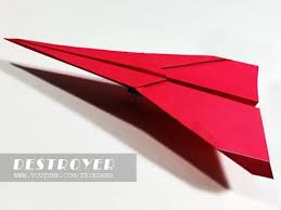 long distance paper plane how to make a paper airplane that long distance paper plane how to make a paper airplane that flies fast far destroyer