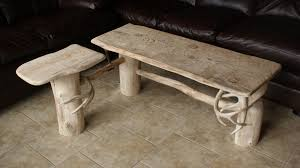 off grid frugal tuesday homemade coffee table