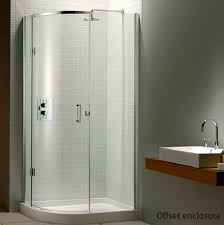 Curved Shower Enclosures Uk Matki Original Illusion Corner For Design Ideas