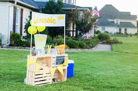 Lemonade Stands Are Illegal In Most Of The United States - Country Time  Legal-Ade 2019