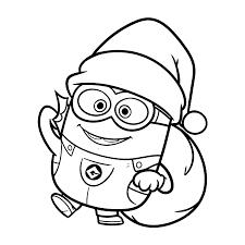 Leuk Voor Kids Santa Minion