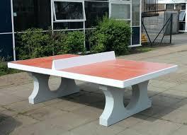 outdoor ping pong table build designs costco canada