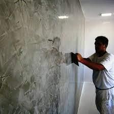 venetian plaster walls
