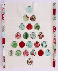 367 best christmas quilts images on Pinterest | Deck & Christmas Baubles Quilt Adamdwight.com