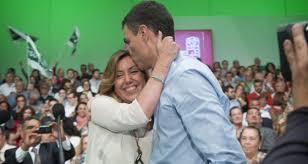Pedro Sánchez apela a Podemos y Ciudadanos para que hagan presidenta a Susana Díaz