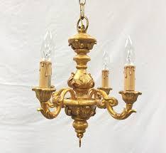 small vintage chandelier facebook share