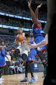 Game 45, Pelicans vs 76ers (1-26-2015 ...