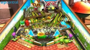Xbox 360 Impressions Plants Vs Zombies Pinball Windows