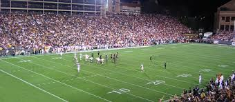 Folsom Field Seating Chart With Row Numbers Field