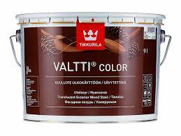 <b>Антисептик Tikkurila Valtti</b> Color Satin 9 л, полуматовый купить по ...