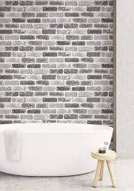 Brick Wallpaper Kitchen - Brick Style ...