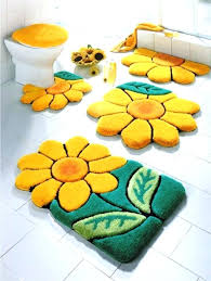memory foam bath rugs sets bathroom rugs set design cotton rug sets bath dark blue deals