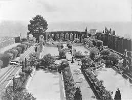 villa gamberaia near florence italy c 1920