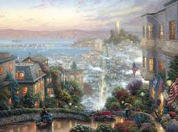 san francisco lombard street limited edition art sflost