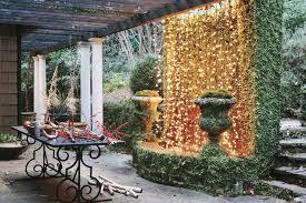 outdoor christmas lights idea unique outdoor. Cascade Of Lights Outdoor Christmas Idea Unique