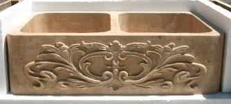 carved stone a sink carved stone farm sink stone kitchen sink magnolia