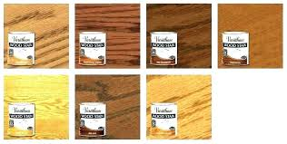 Varathane Classic Wood Stain Color Chart Wood Stain Varathane Optimizedhuman Co