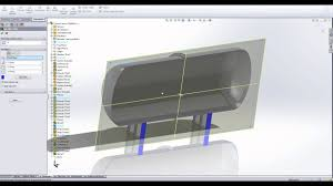 Solidworks Simulation Pressure Vessel Design Pressure Vessel Testing In Solidworks Simulation Webcast