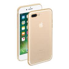 <b>Чехол</b>-крышка <b>Deppa Chic Case</b> для для Apple iPhone 7/8, золотой