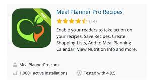 Food Planner Pro Magdalene Project Org