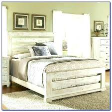 distressed white bedroom furniture. Beautiful Bedroom Rustic White Bedroom Furniture Distressed Throughout Bed Frame Ideas 2 W