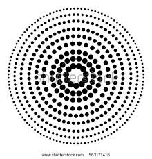 Dot Patterns Stunning Circle Dot Patterns Dotted Abstract Background Stock Vector Royalty